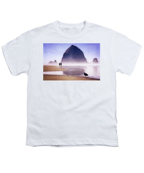 Beach Walk Youth T-Shirt