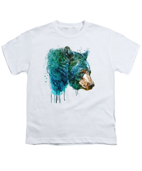 Bear Head Youth T-Shirt