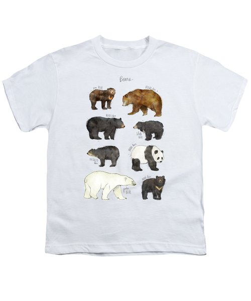 Bears Youth T-Shirt