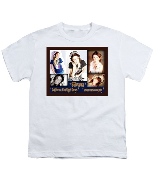 Beautiful Images Of Hot Photo Model Youth T-Shirt by Silvana Vienne