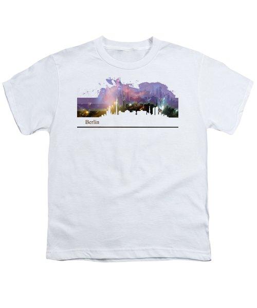 Berlin 2 Youth T-Shirt by Alberto RuiZ