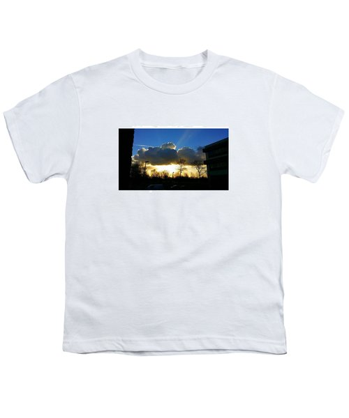 Evil Cloud Youth T-Shirt