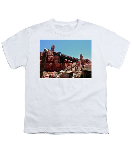 Big Thunder Mountain Walt Disney World Mp Youth T-Shirt
