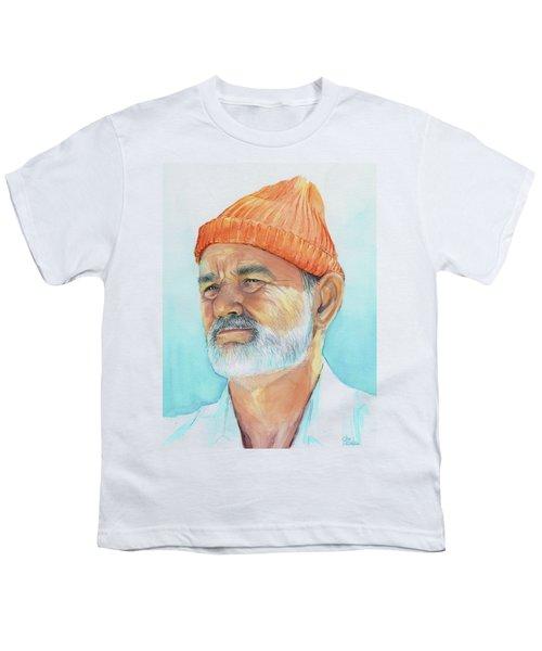 Bill Murray Steve Zissou Life Aquatic Youth T-Shirt