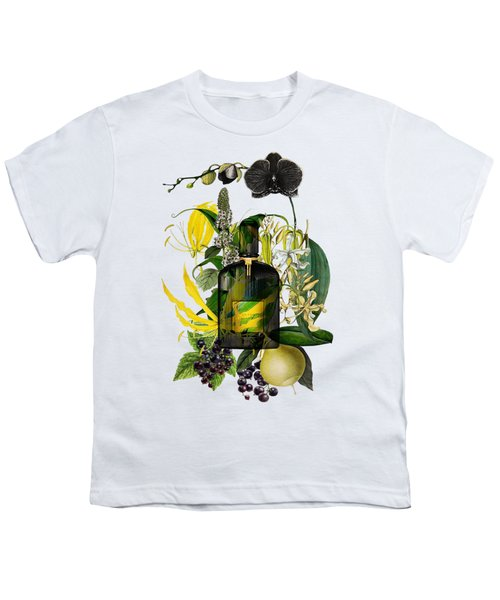 Black Orchid Notes - By Diana Van Youth T-Shirt