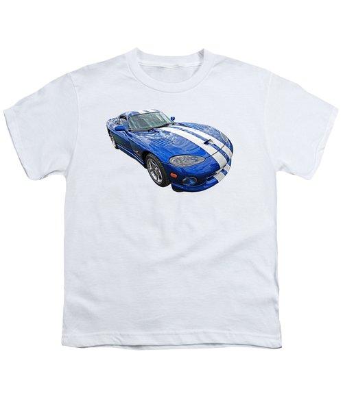 Blue Viper Youth T-Shirt