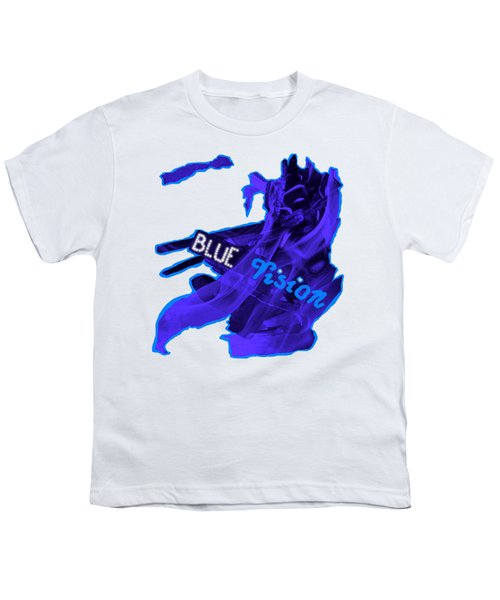 Blue Vision Youth T-Shirt