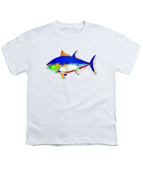 Bluefin Tuna  Youth T-Shirt