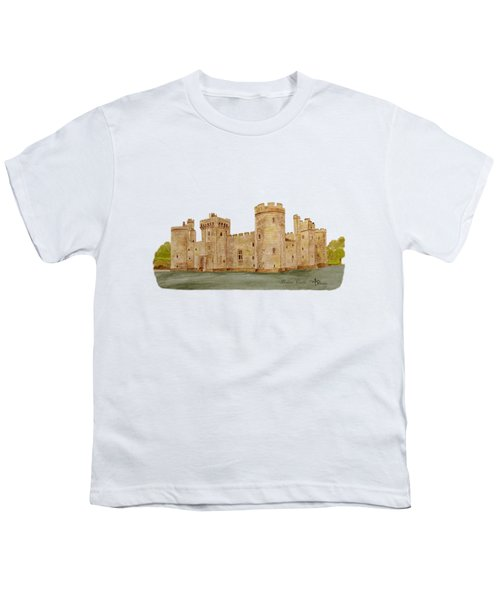 Bodiam Castle Youth T-Shirt