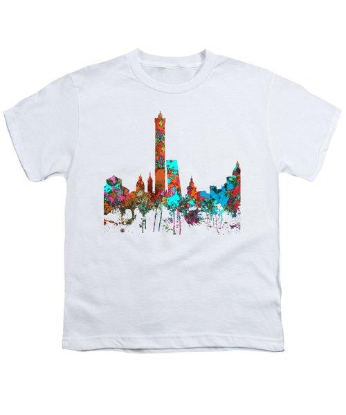 Bologna Italy  Skyline  Youth T-Shirt