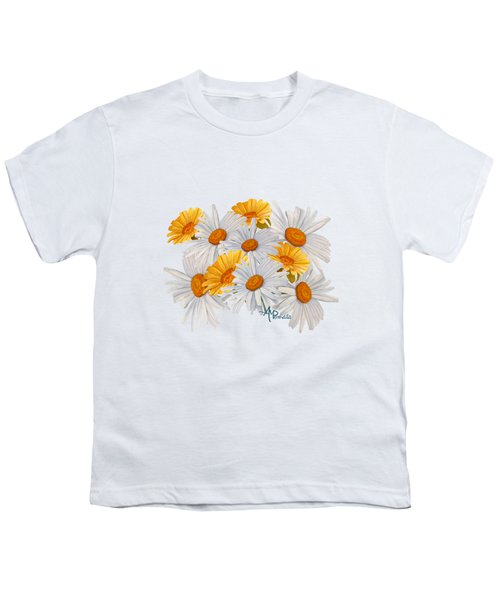 Bouquet Of Wild Flowers Youth T-Shirt
