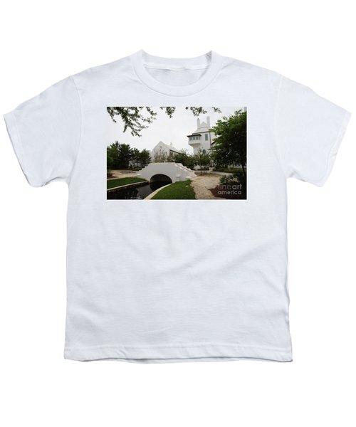 Bridge In Alys Beach Youth T-Shirt