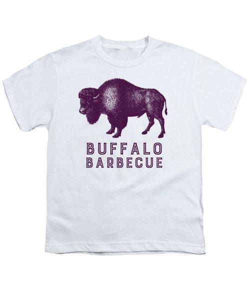 Buffalo Barbecue Youth T-Shirt