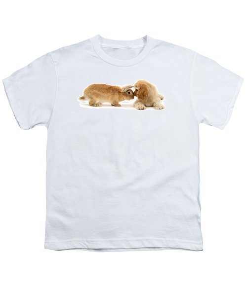 Bunny Nose Best Youth T-Shirt