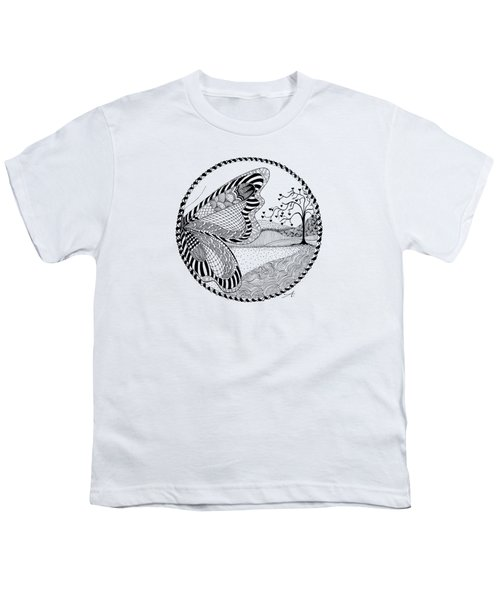 Butterfly Fantasy Youth T-Shirt