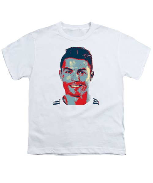 C. Ronaldo Youth T-Shirt
