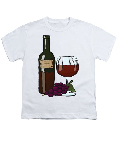 Cabernet Sauvignon Youth T-Shirt