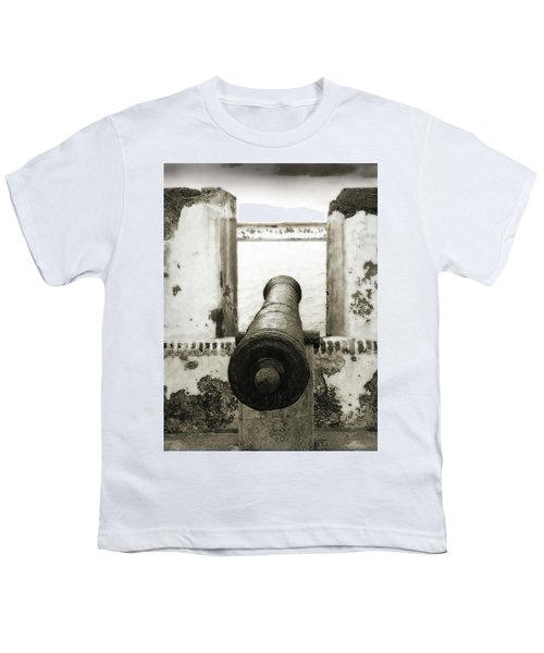 Caribbean Cannon Youth T-Shirt