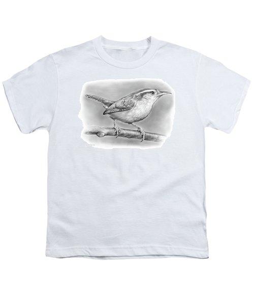Carolina Wren Youth T-Shirt
