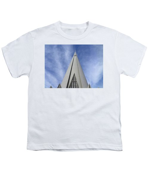 Cathedral Minor Basilica Our Lady Of Glory Youth T-Shirt