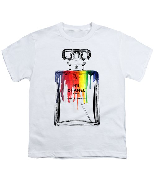 Chanel  Youth T-Shirt by Mark Ashkenazi