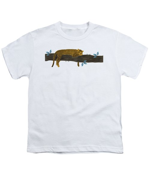 Cheetah Chill Youth T-Shirt