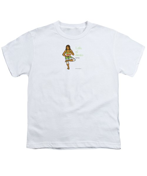 Chef Pose 2 Youth T-Shirt