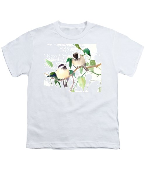 Chickadees Youth T-Shirt