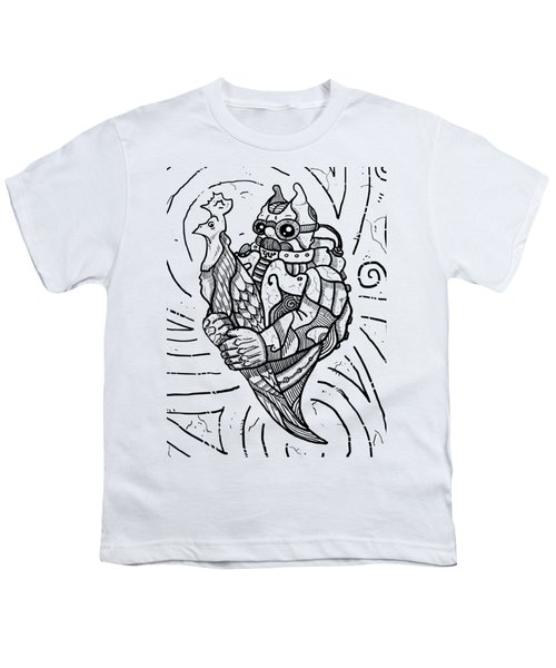 Chicken Master Youth T-Shirt