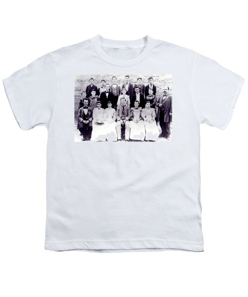 Class Of 1894 Bw Youth T-Shirt