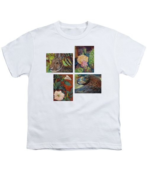 collection of 4 Desert minatures Youth T-Shirt
