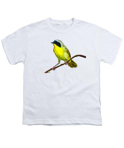 Common Yellowthroat Youth T-Shirt