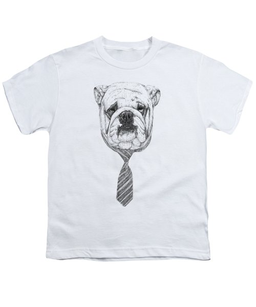 Cooldog Youth T-Shirt by Balazs Solti