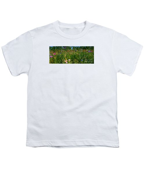 Country Wildflowers IIi Youth T-Shirt