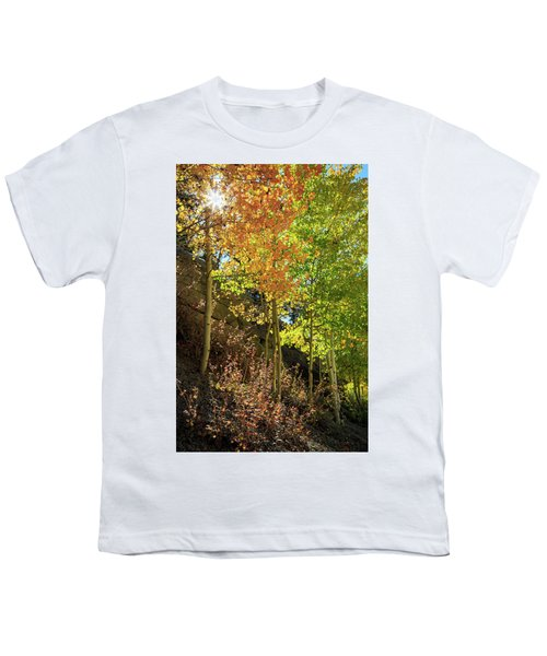 Youth T-Shirt featuring the photograph Crisp by David Chandler