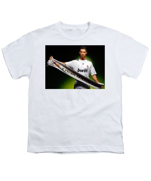 Cristiano Ronaldo Youth T-Shirt