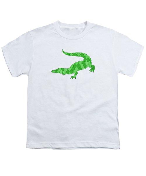 Crocodile Youth T-Shirt by Mordax Furittus
