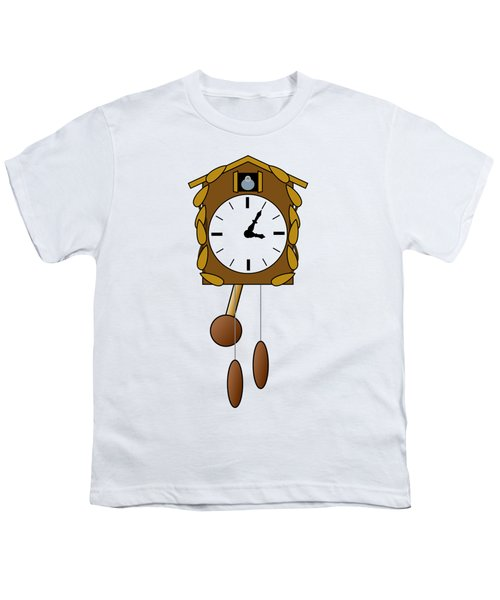 Cuckoo Clock Youth T-Shirt