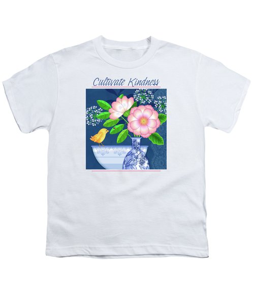 Cultivate Kindness Youth T-Shirt