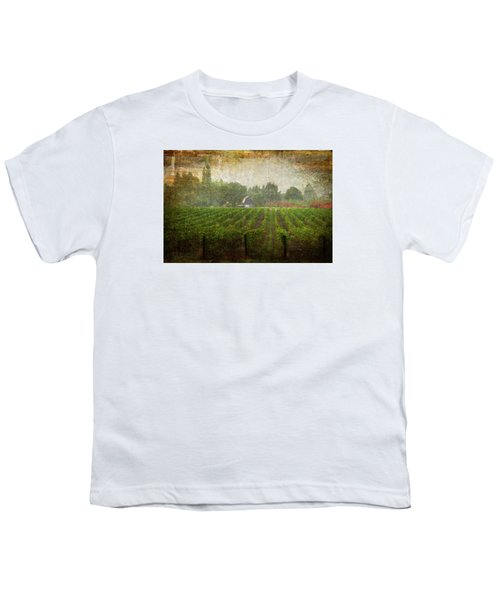 Cultivating A Chardonnay Youth T-Shirt