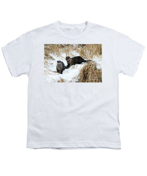 Curious Pair Youth T-Shirt