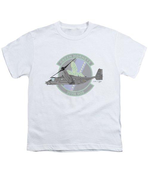 Cv-22b Osprey 20sos Youth T-Shirt