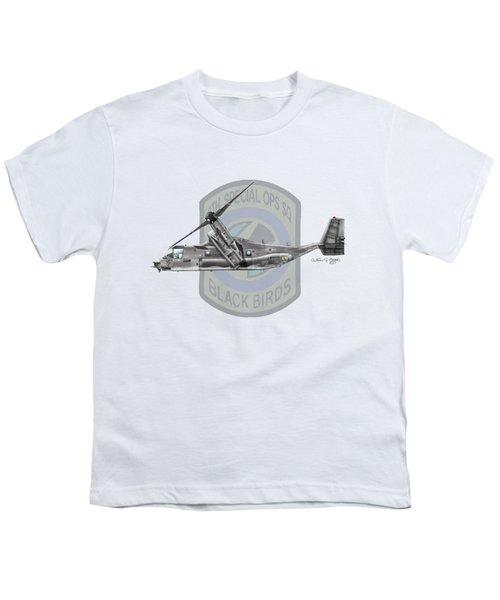 Cv-22b Osprey 8sos Youth T-Shirt