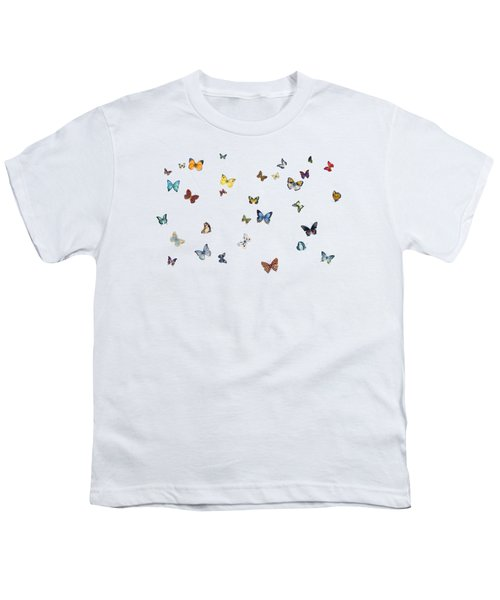 Delphine Youth T-Shirt by Amy Kirkpatrick
