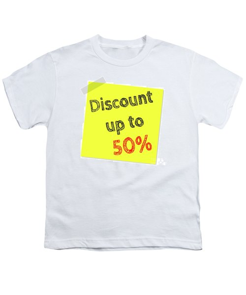 Discount Funny T-shirt Youth T-Shirt by Esoterica Art Agency