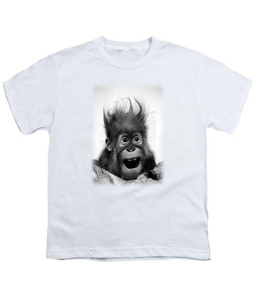 Don't Panic Youth T-Shirt