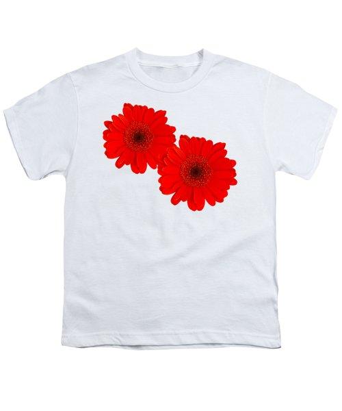 Double Gerbera Youth T-Shirt