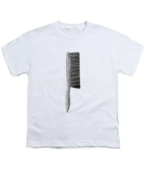 Drafting Brush Youth T-Shirt by YoPedro
