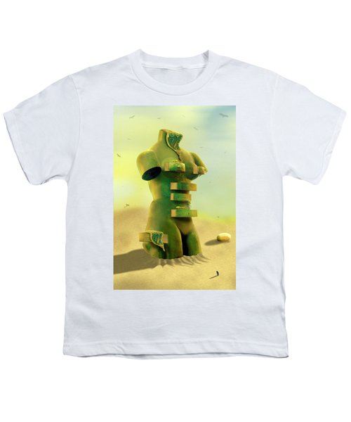 Drawers 2 Youth T-Shirt by Mike McGlothlen