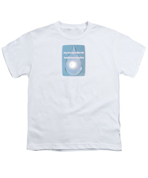Drops Of Sunshine Youth T-Shirt